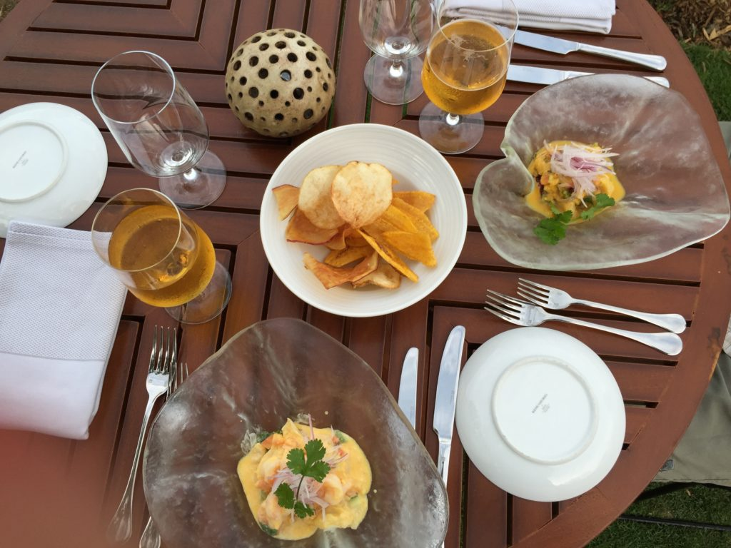 how to make ceviche peruvian style