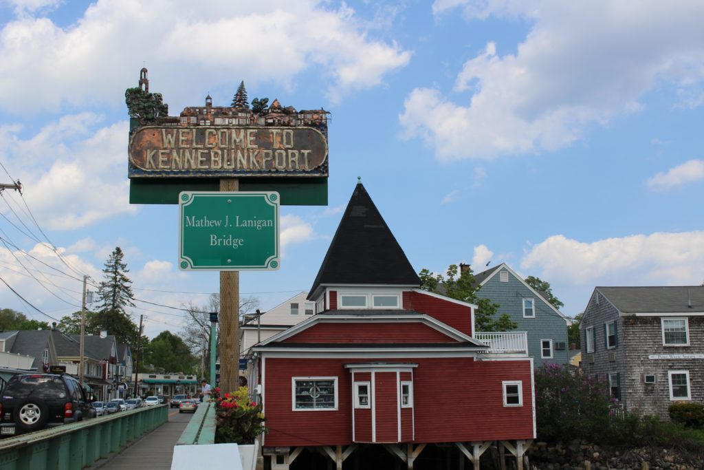 A Postcard Perfect Vacation in Kennebunkport Maine