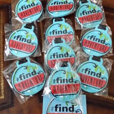 Find Adventure luggage tags are all the rage!