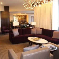 What is it like to stay in a Presidential Suite?
