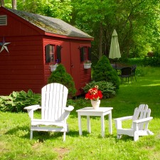Kennebunkport and the Adirondack chair