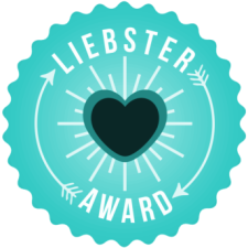 I was nominated for the Liebster Award!