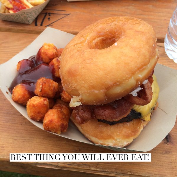 """Best thing you have ever eaten""(Photo and quote by Alexandra)"