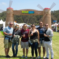 Two Generations, One Music Festival: Outside Lands