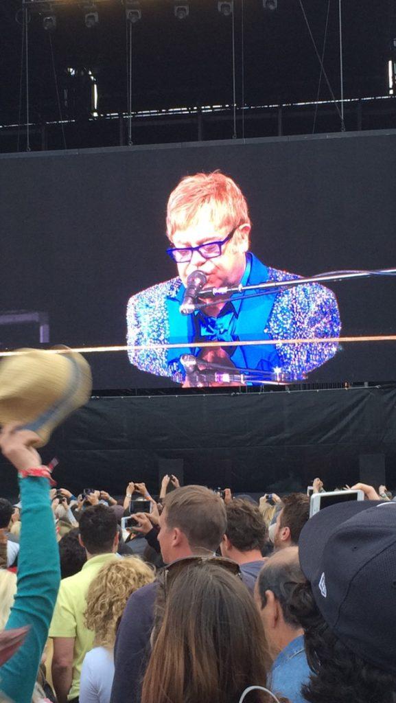 Elton John - Still fabulous