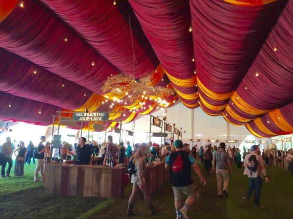 Winelands Tent