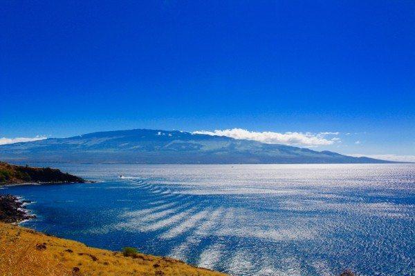 blue shores of Maui