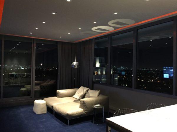 Andaz Two Bedroom Balcony Suite