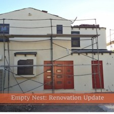 Empty Nest: New Update for the Fixer Upper Renovation