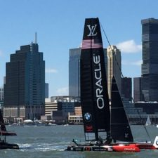 Adventure on the Hudson: America's Cup in NYC