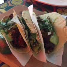 New York City: Singing the Praises of Salvation Taco