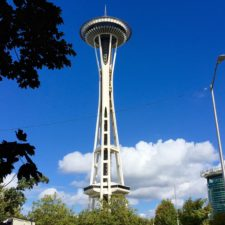Seattle: My Love For The Space Needle