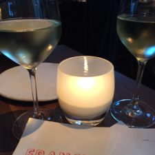 San Francisco: My Birthday Dinner at Frances