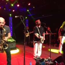 Rock and Roll in Midlife: The English Beat Concert in Pasadena