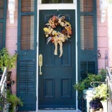 Beautiful Doors & More in the New Orleans Garden District