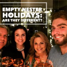 Empty Nester Holidays: Are they different now?
