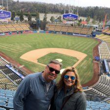 A Baseball Adventure: An Insider's Tour of Dodger Stadium