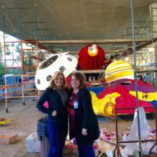 An Inside Look & Rose Parade Float Building Adventure!