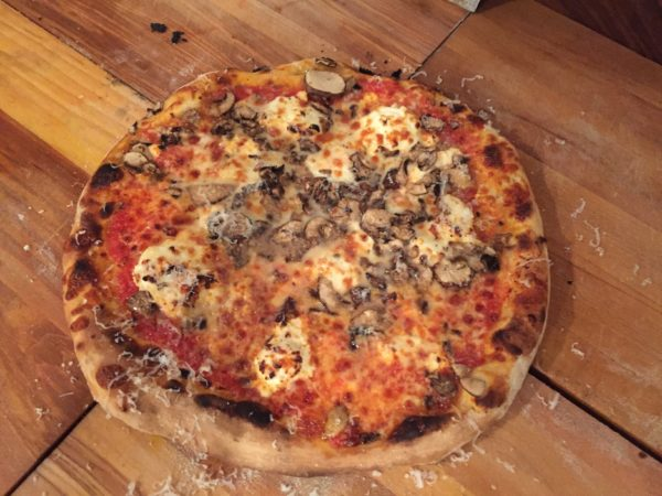 how to make easy pizza base at home