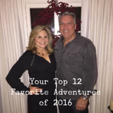 Your Top 12 Favorite Adventures of 2016