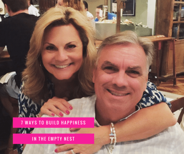 build happiness in the empty nest