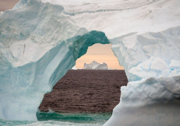 adventure in Antarctica