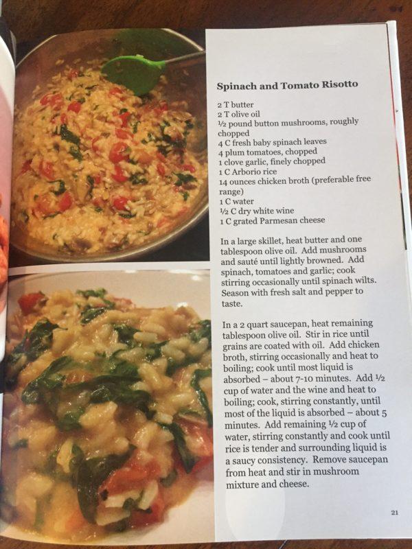 favorite risotto recipe