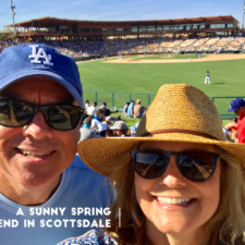 A Sunny Spring Weekend in Scottsdale
