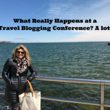 What Really Happens at a Travel Blogging Conference? A Lot!