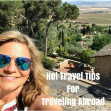 Hot Tips for Traveling Abroad