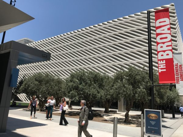 A visit to the Broad