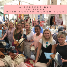 A Perfect Day in Siena with Tuscan Women Cook