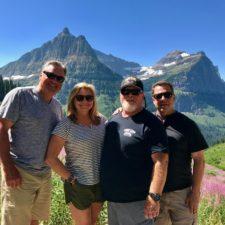 Montana :: Picture Postcard Views of Glacier National Park