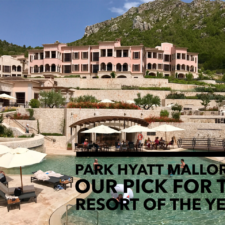 Park Hyatt Mallorca – Our Pick for the Luxury Resort of the Year