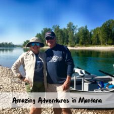 Exciting Brand New Empty Nester Adventures in Montana