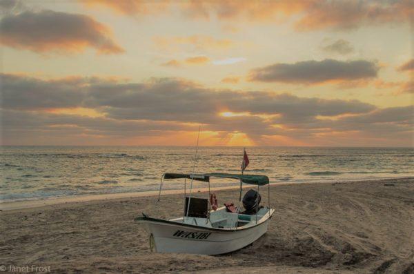 Cabo Pulmo Sunrise on the Baja Peninsula