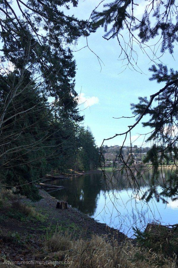 Seward Park Seattle