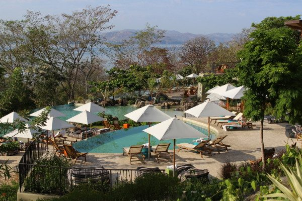 Luxury travel in Costa Rica - Andaz Papagayo Pool