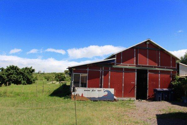 Barn photo at Goat Farm