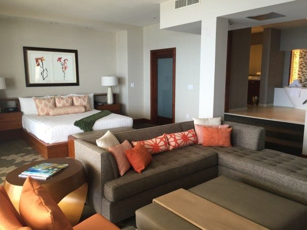 Bedroom Hyatt Maui