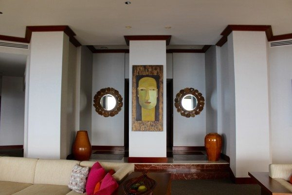 Entry Hall Hyatt Maui
