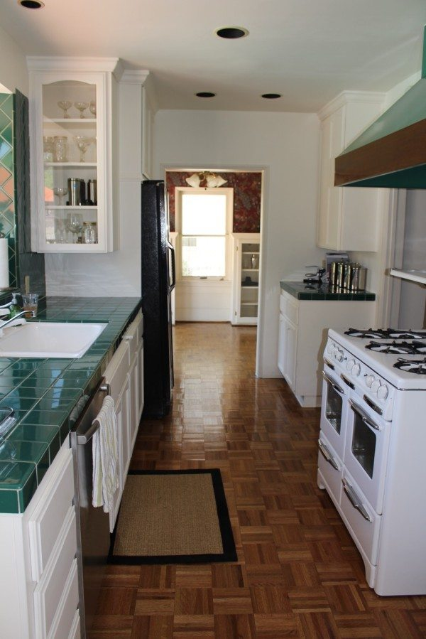 fixer upper home renovation old kitchen