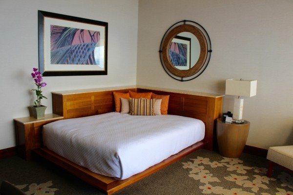 Guest Room at Hyatt Maui