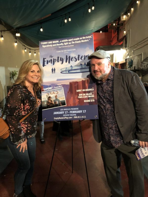 empty nesters play