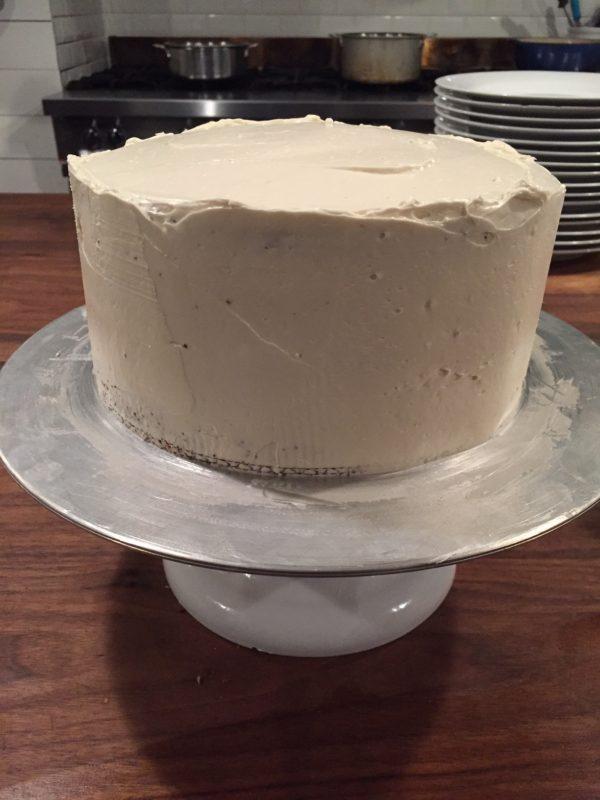 cake baking class