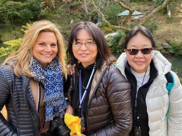 tour of Japan
