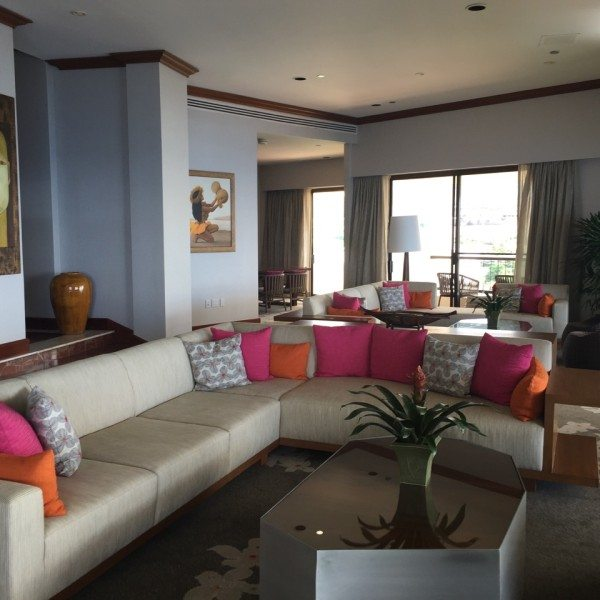 Presidential Suite at the Hyatt Regency Maui