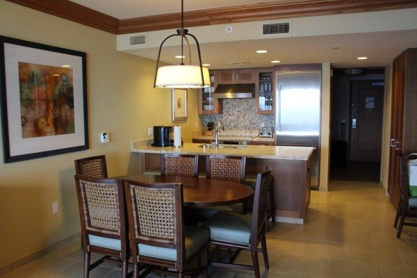 The Hyatt Residence Club Maui - Granite Kitchen