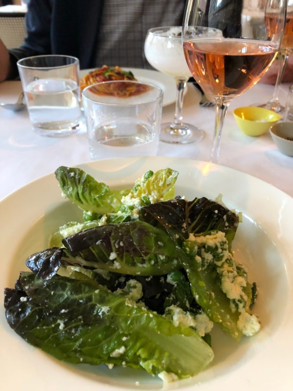 New York City restaurant recommendation