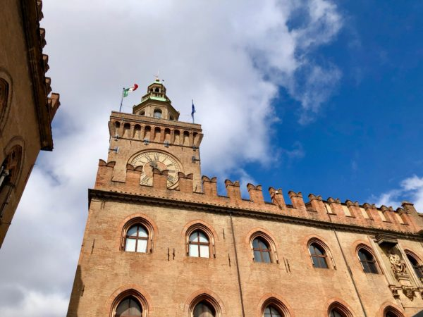 visit to Bologna